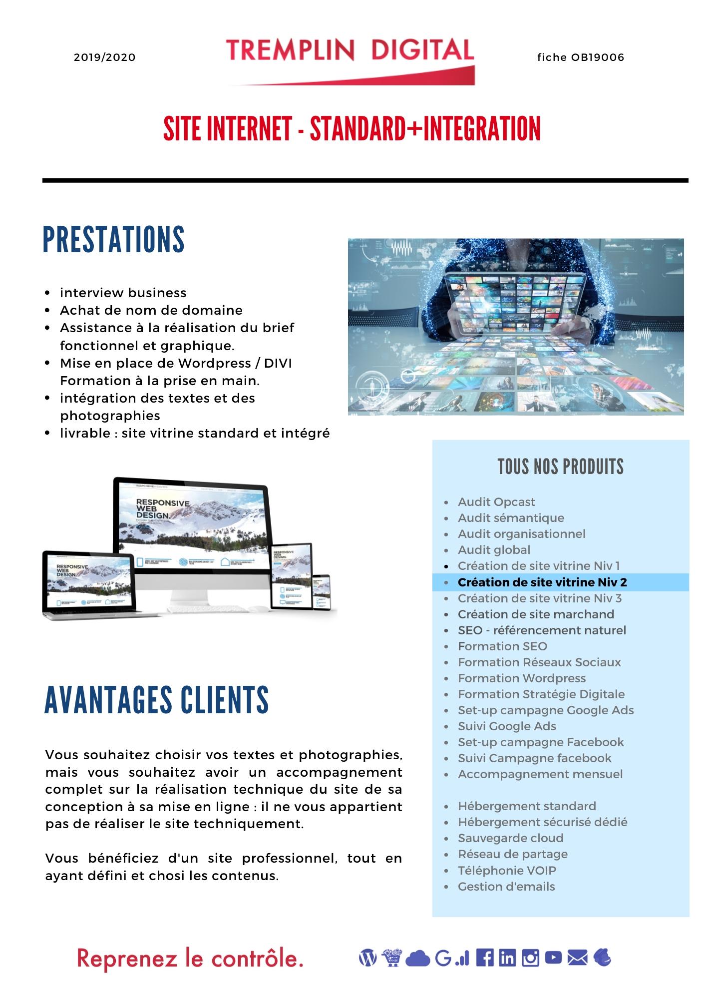 FP Site internet Standard